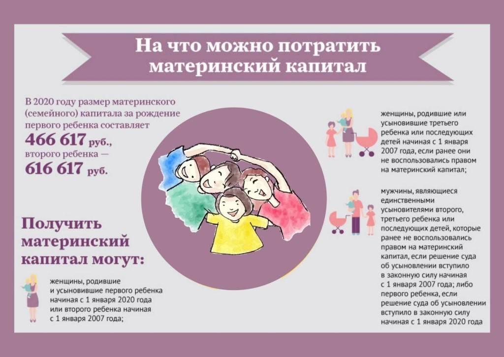 Миллион за третьего ребенка в 2021 году